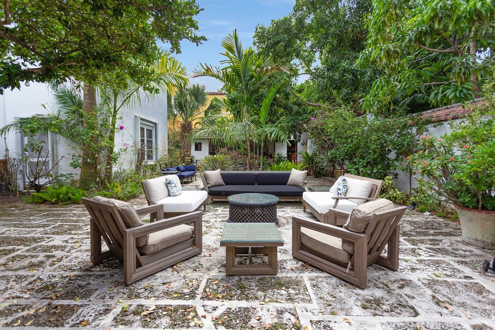 Explore This Classic Pine Tree Drive Miami Beach Estate On Indian Creek Asking $13.75 Million