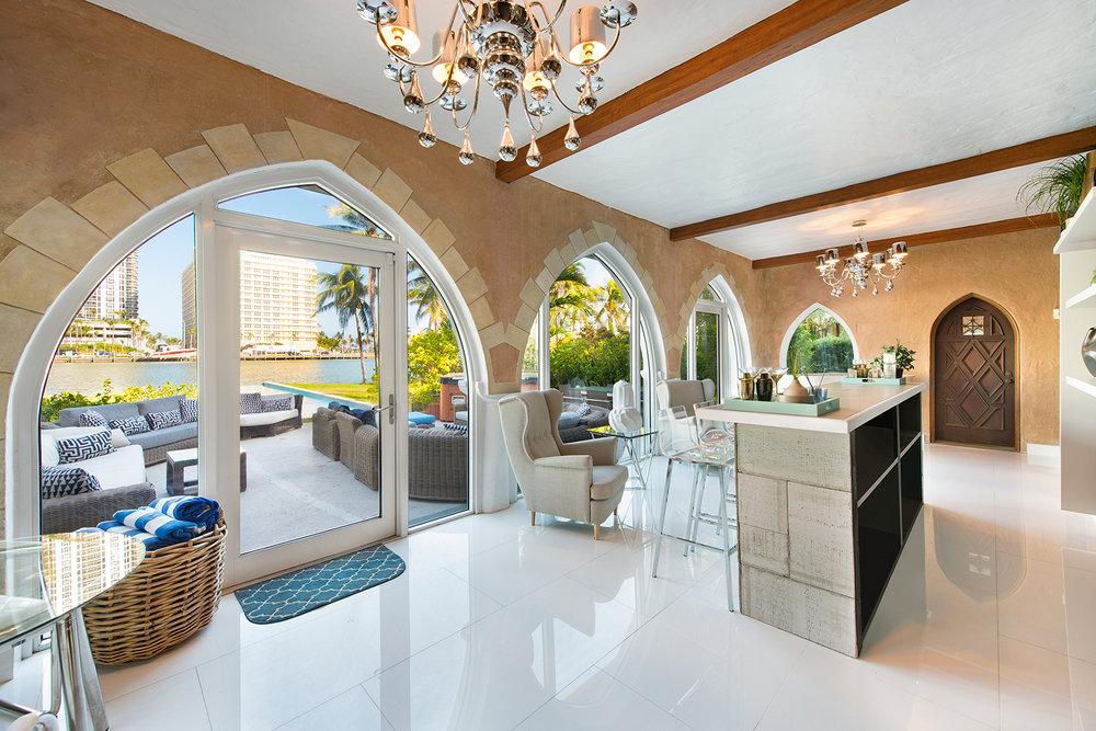 Explore This Classic Pine Tree Drive Miami Beach Estate On Indian Creek Asking $13.75 Million