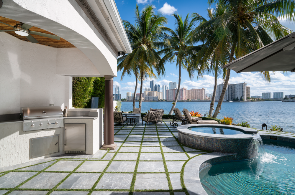 Step Inside DJ Khaled's Miami Beach Waterfront Mansion Which Just Hit The Market For $7.99 Million