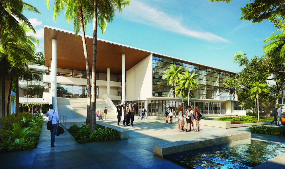 Ransom Everglades School Breaks Ground On Perkins+Will-Designed STEM Center
