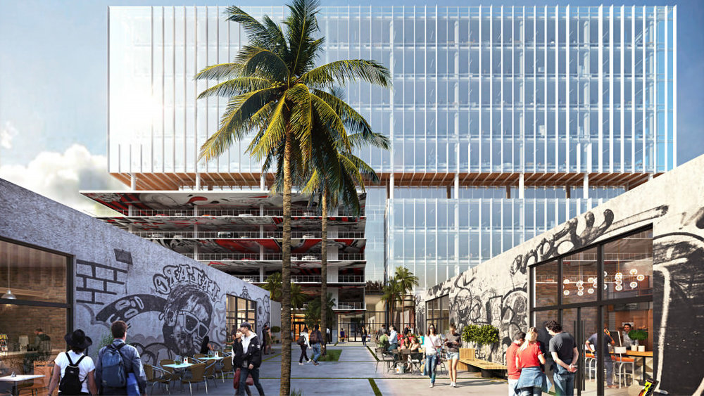 Gensler-Designed Wynwood Office Project 545Wyn Gears Up To Break Ground In January