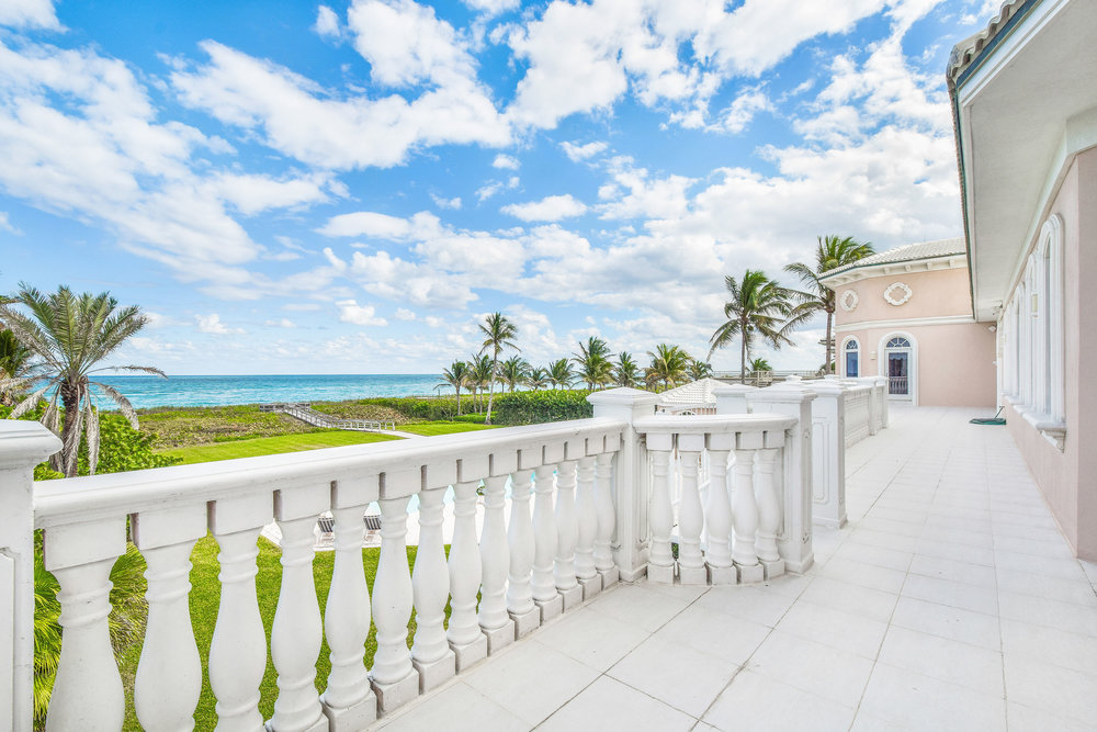 Tour This Oceanfront Versace Inspired Estate In Stuart Listed for $7.495 Million