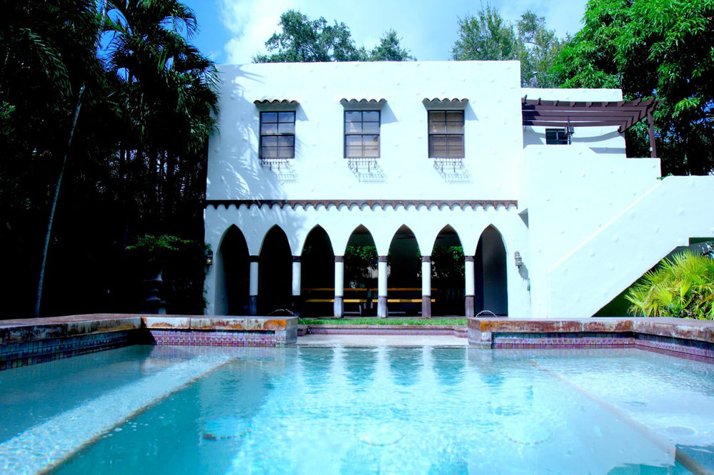 1920's Actor Rudolph Valentino's Former Coconut Grove Winter Retreat Sells For $4.5 Million