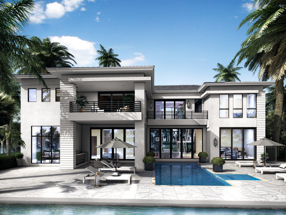 Ellish Builders Launches Little Harbor Estates Collection of Luxe-Waterfront Homes In Deerfield Beach