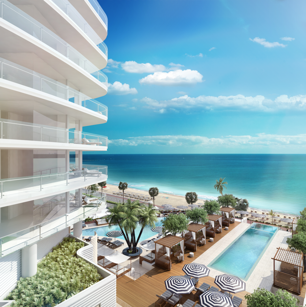 Four Seasons Private Residences Fort Lauderdale Now Over 50% Sold With Construction Ready To Go Vertical In March