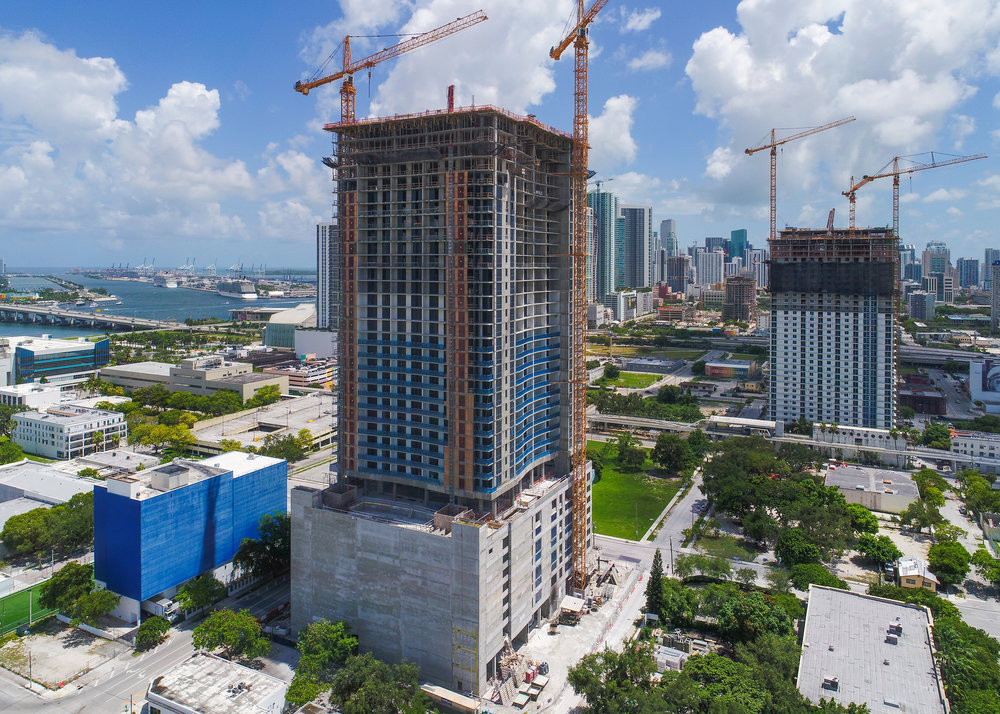 Closings Underway At NR Investment's CANVAS In Downtown Miami's Arts + Entertainment District