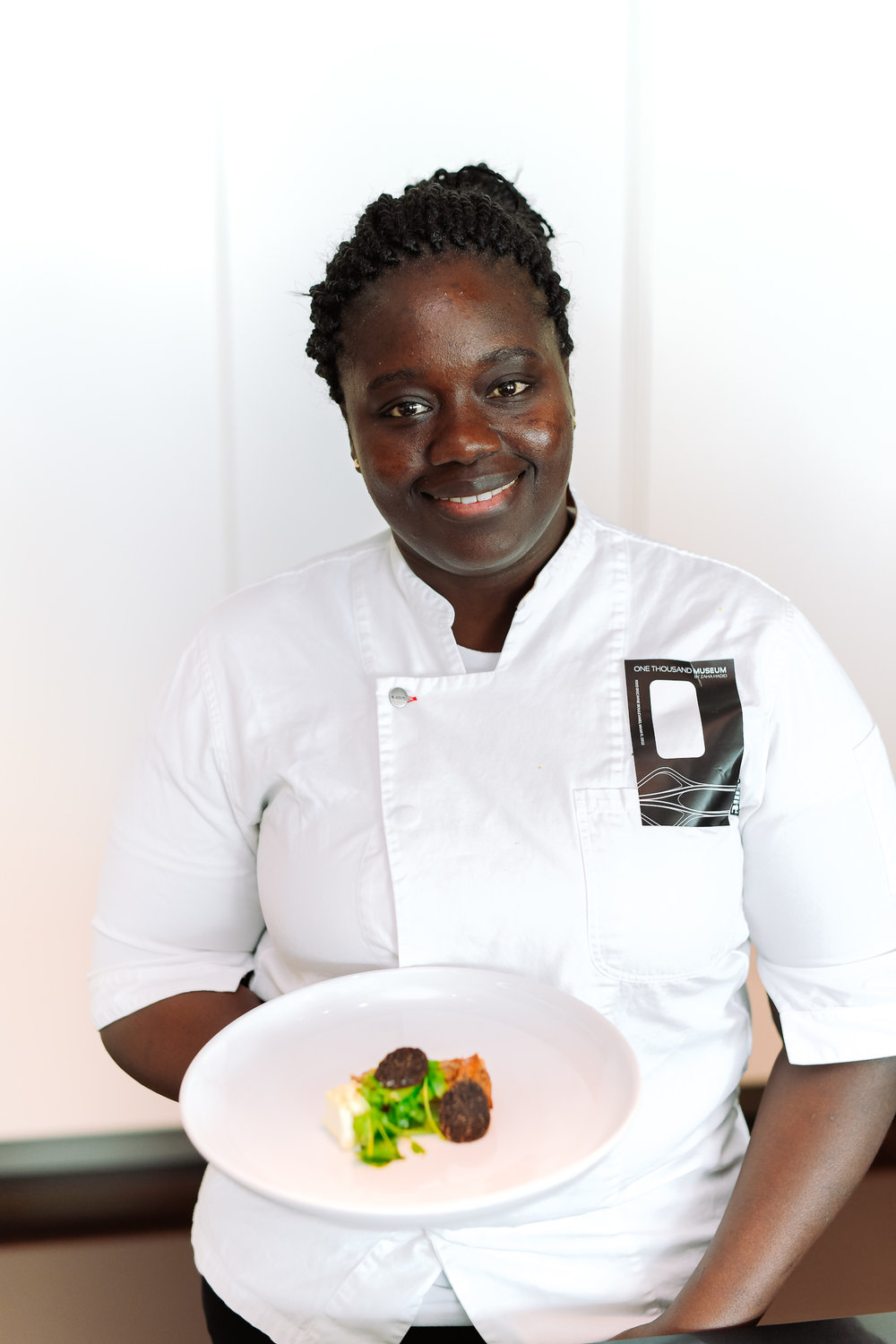 Chef Mame Sow