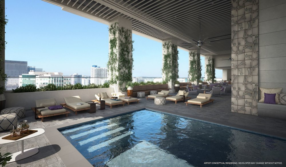 The Stantec-Designed YOTELPAD Miami Breaks Ground In Downtown Miami