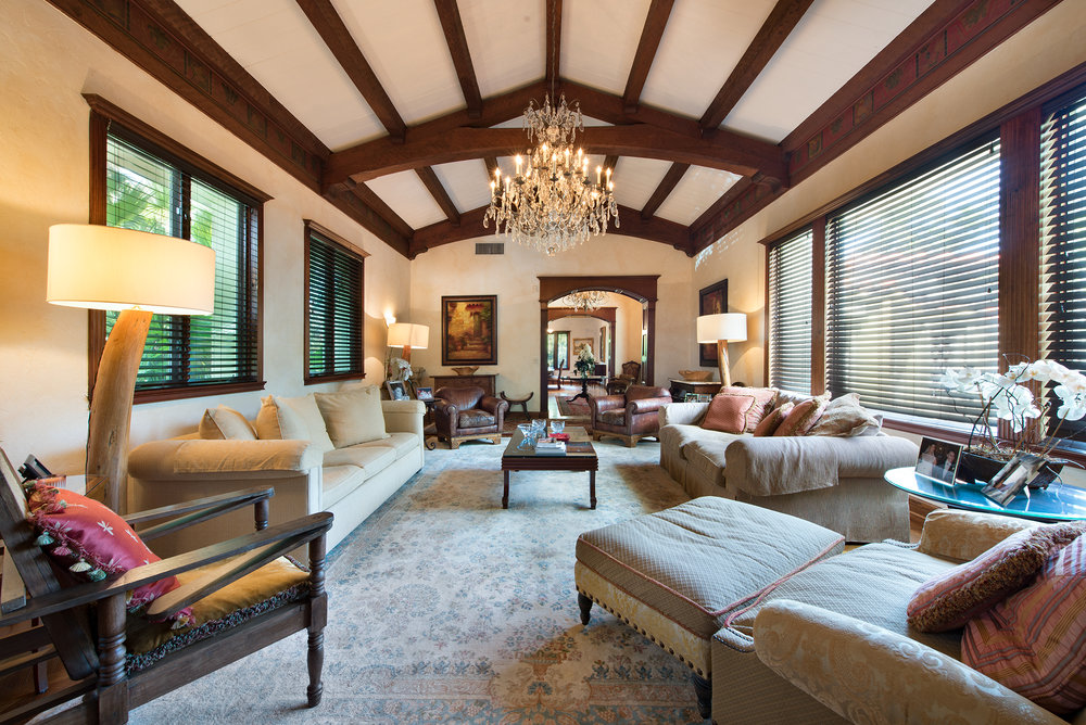 Check Out This North Bay Road Miami Beach Mansion Complete With A Private Tennis Court