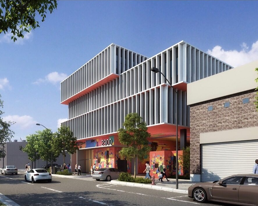 New Renderings Revealed Of The Proposed Puerto Rican Chamber of Commerce In Wynwood