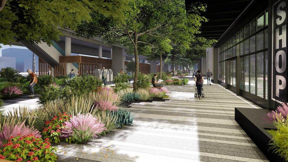 The Solar Powered Touzet Studio-Designed Grove Central Locks Down FAA Approval