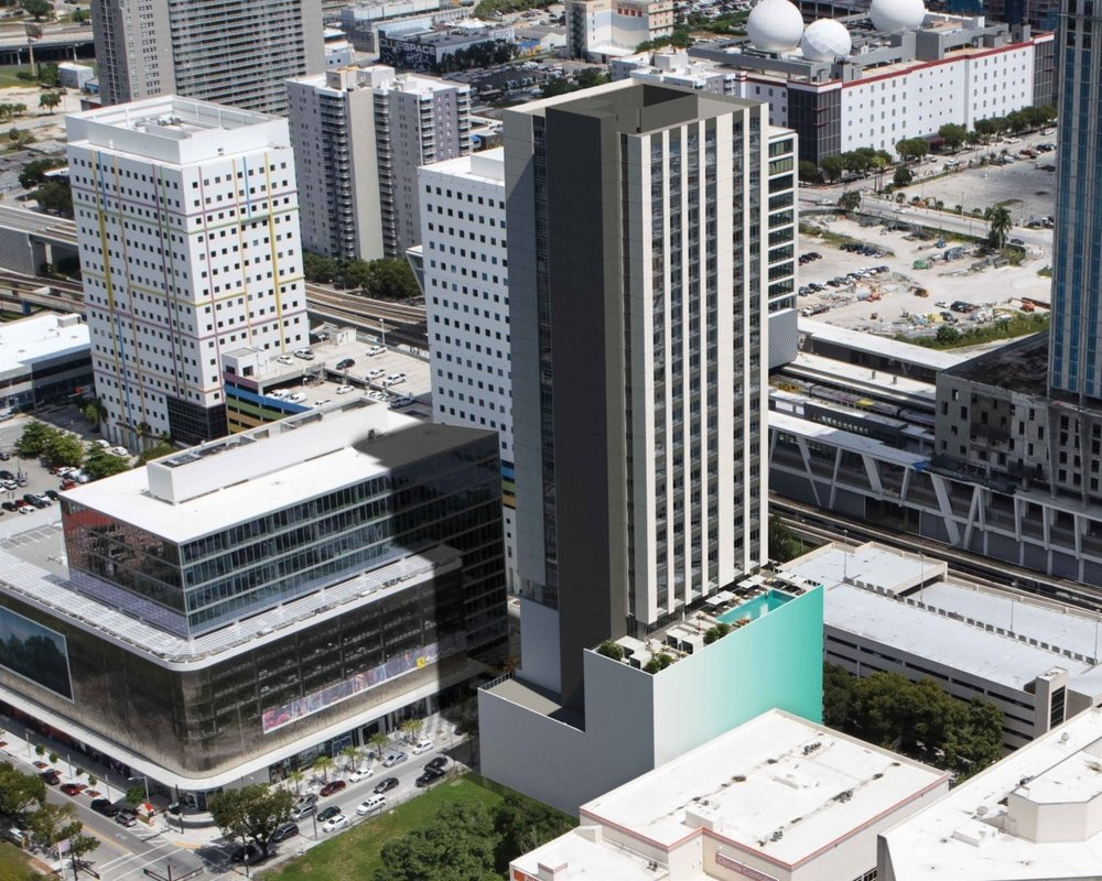 BH 18 Investments Reveals Studio Baigorria-Designed Krystal Tower In Downtown Miami