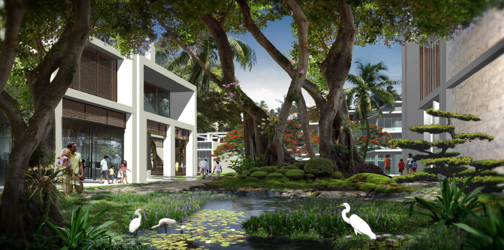Inside The DOMO-Designed 15-Acre West of West District Proposed To Transform The Heart Of South Beach