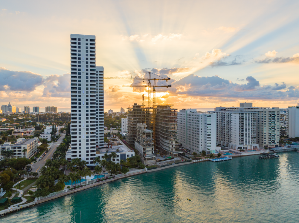 JDS Development's Jean Nouvel-Designed Monad Terrace Tops Off In South Beach
