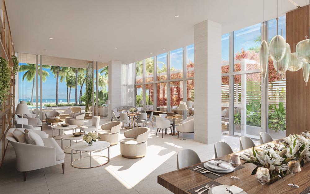 57 Ocean Releases New Renderings Ahead Of April 4 Groundbreaking On Miami Beach