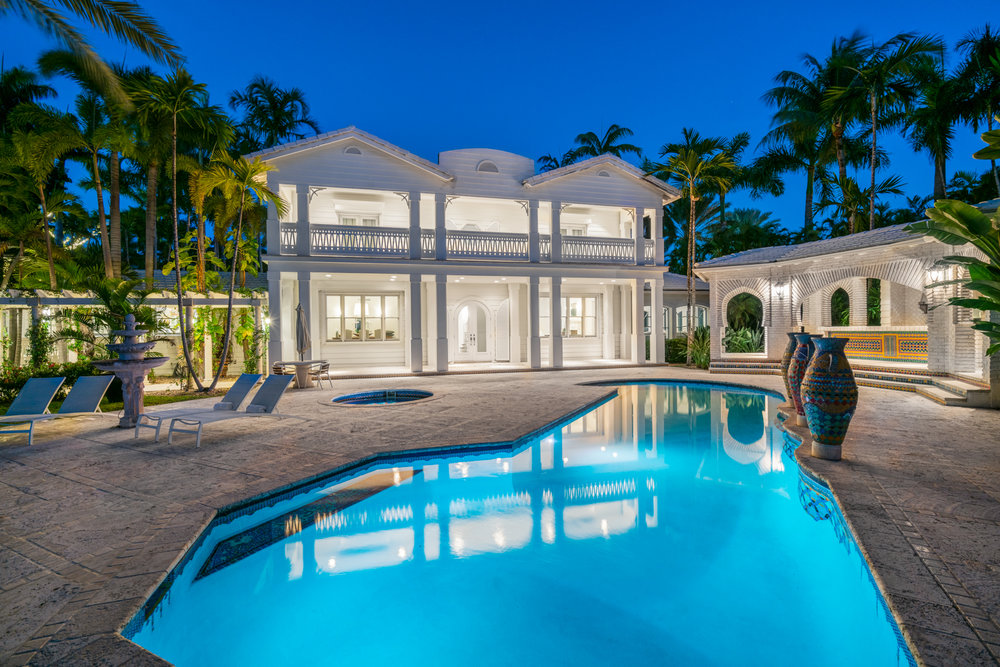 Emilio & Gloria Estefan List The Carlos Ott-Designed 1 Star Island Drive For $32 Million