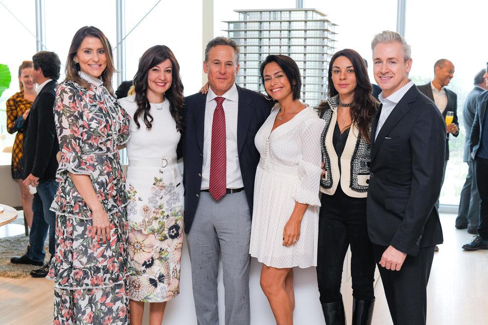 Sonia Navarro, Dorith Ness, Jim Cohen, Carolina Rainer, Jessica Segatto, and Christopher Jude of Fortune