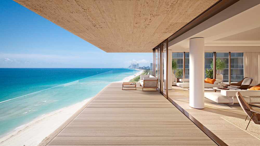 Arte By Antonio Citterio Launches Sales In Miami's Exclusive Surfside Neighborhood