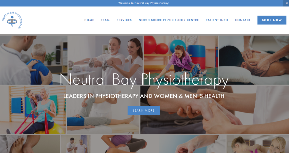 Neutral Bay Physio therapy