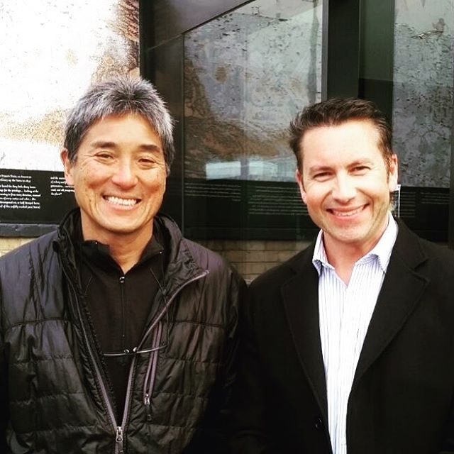 Guy Kawasaki and Andrew Ford