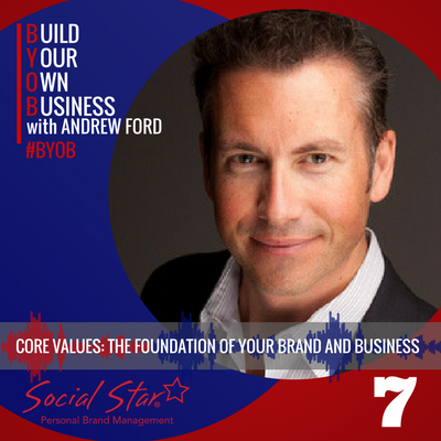 Core Values: The foundation of your brand and business