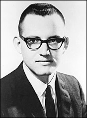 Rev. Bruce Klunder was among civil rights activists who protested the building of a segregated school by placing their bodies in the way of construction equipment. Klunder was crushed to death when a bulldozer backed over him.