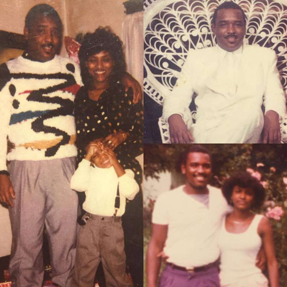 A few pictures of myself, my mother and my father. Who do I look like?