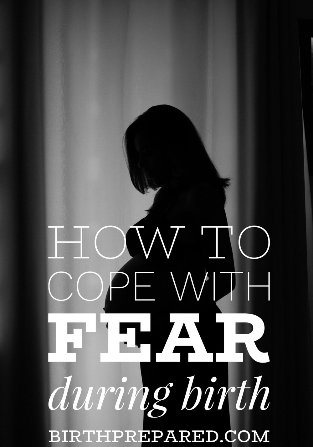 Fear of childbirth: how to cope with it