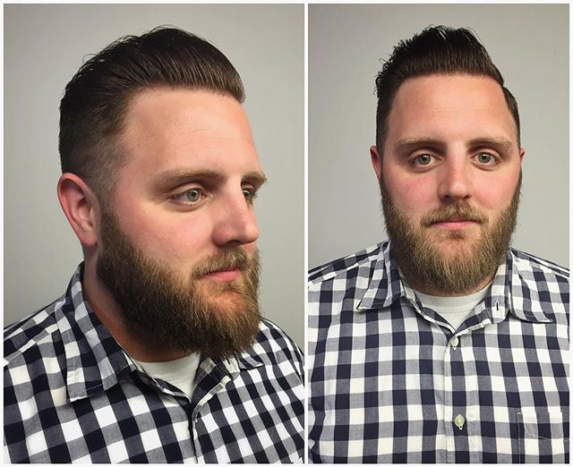 Joe has a few more spots open for this evening and tomorrow. Grab them up while they're here! Phone number in Joe's profile.  #americangentleman #barber #barbershop #barbershopconnect #getpomped #fade #longislandbarbers