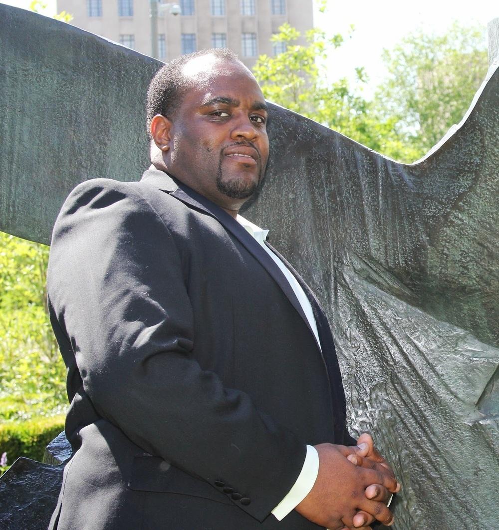Marlon Wharton - CEO