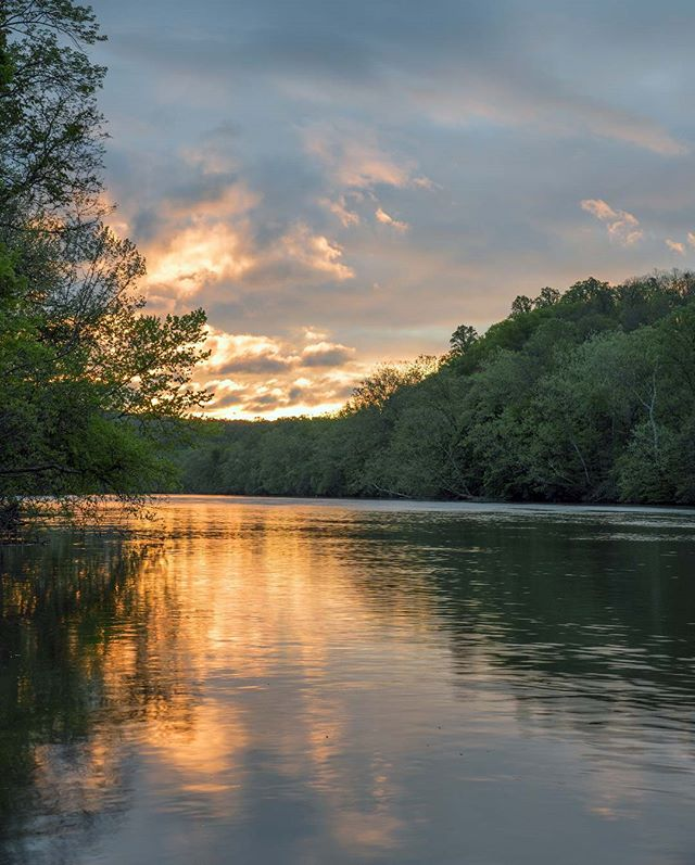 Sunrise:  Lehigh River