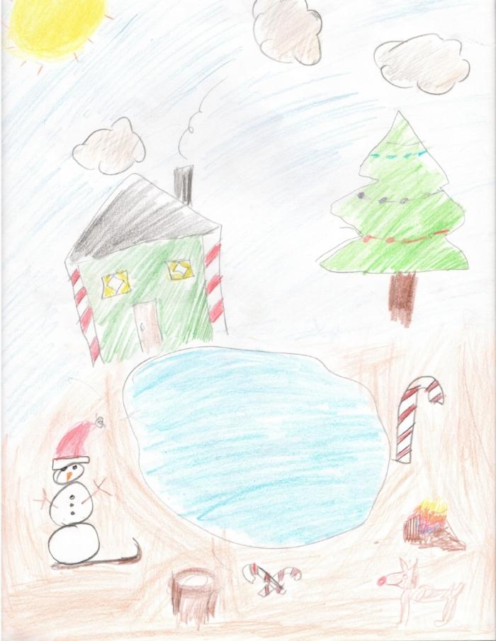 2017 Holiday Card Artwork Winner!