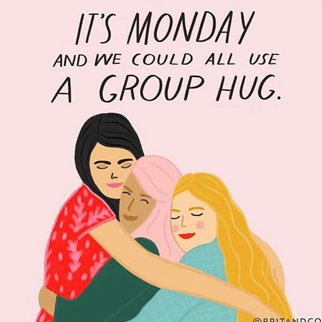 Absolutely, especially when you've had such a great weekend 😢  @britandco  #mondaymood