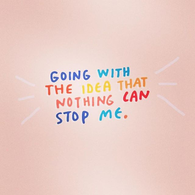 Some positive Monday vibes for you.  Got up at 5 to catch flight to Sydney but it's a gorgeous morning. It's going to be a big week but I can feel it will be a good one.. Hope you are feeling optimistic too.  Inspirations from @suzchadwick and 📷 from @britandco