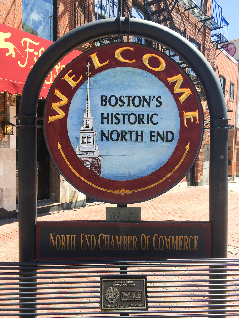 Travel Guide: Boston