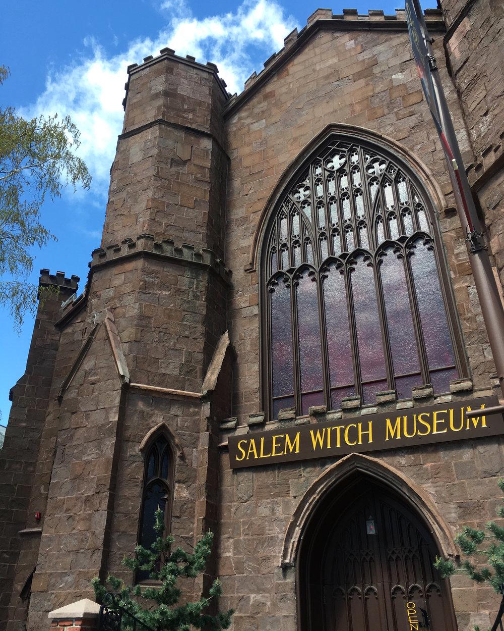 Travel Guide: Salem