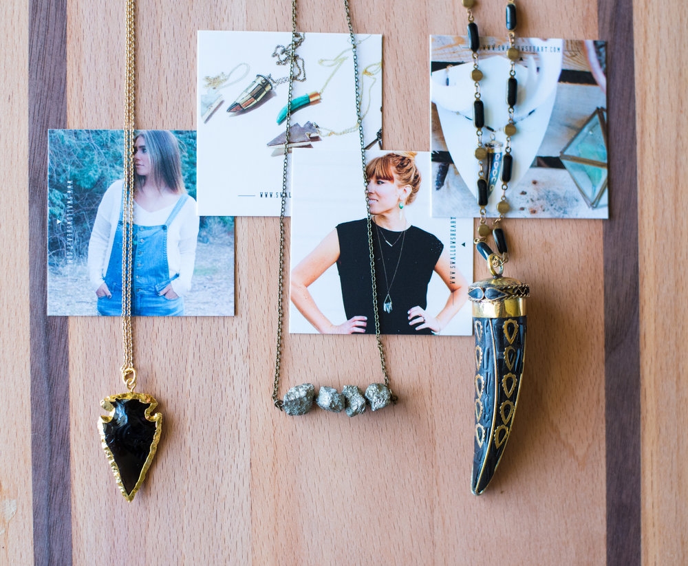 Swallow Hearts Jewelry - creatives in the Community