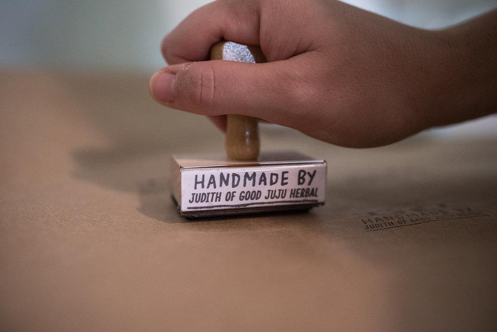 Good Juju Herbal - Copper Creatives - Handmade Soap