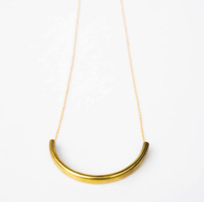 Windblown - Horizon Necklace