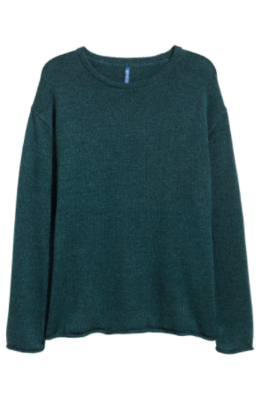 Knit Sweater - Target (similar)