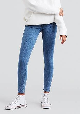 Levi's 710 Super Skinny Jeans (similar)