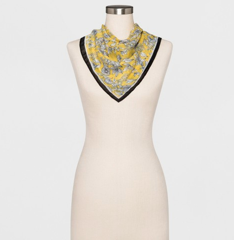 Floral Neckerchief by A New Day - Target (similar)