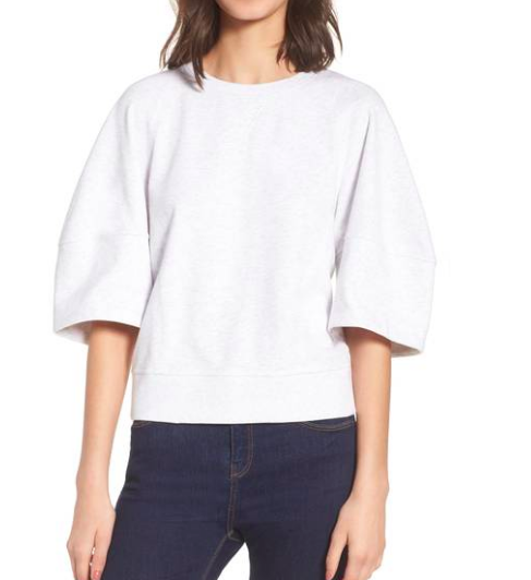 Similar Item: Puff Sleeve Sweater - Nordstrom
