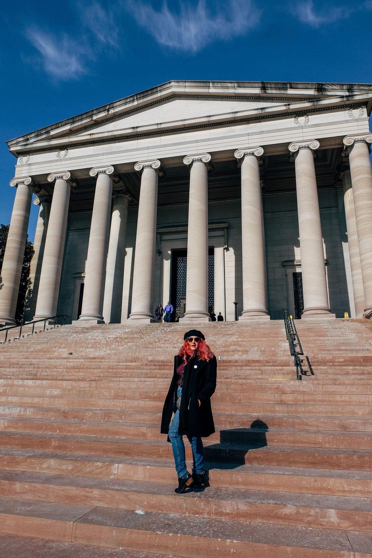 Travel Guide Washington DC - Things to do in Washington DC - Girls Weekend in DC