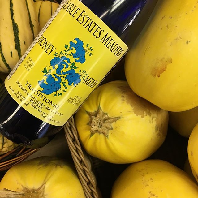 Mother Nature's Nectar! Come sample our favorite honey mead (aka honey wine) at the Amagansett Wine Stand. Made with 100% pure honey this mead is similar to a late harvest Riesling but with an enticing honey taste and aroma. Open all weekend from 12-7pm at 367 Main Street, Amagansett.