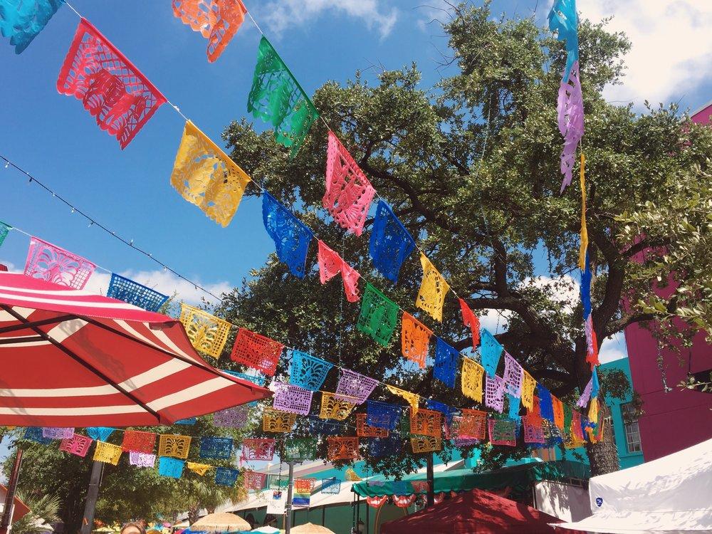 Market Square San Antonio Texas