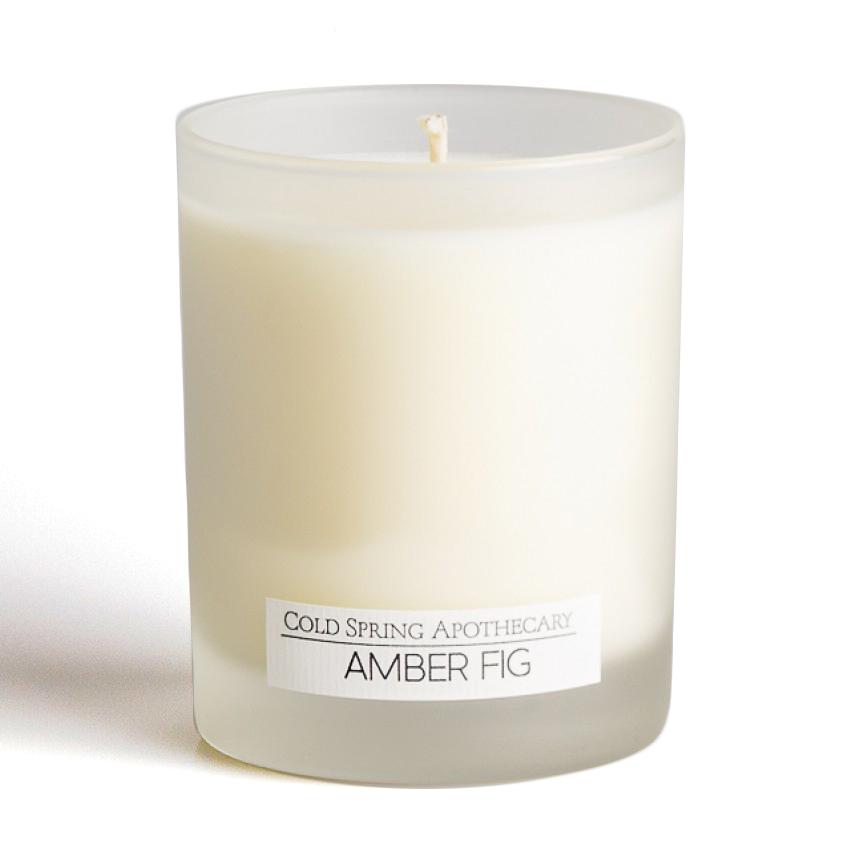 アロマキャンドル アンバーフィグ 6oz Candle Amber Fig