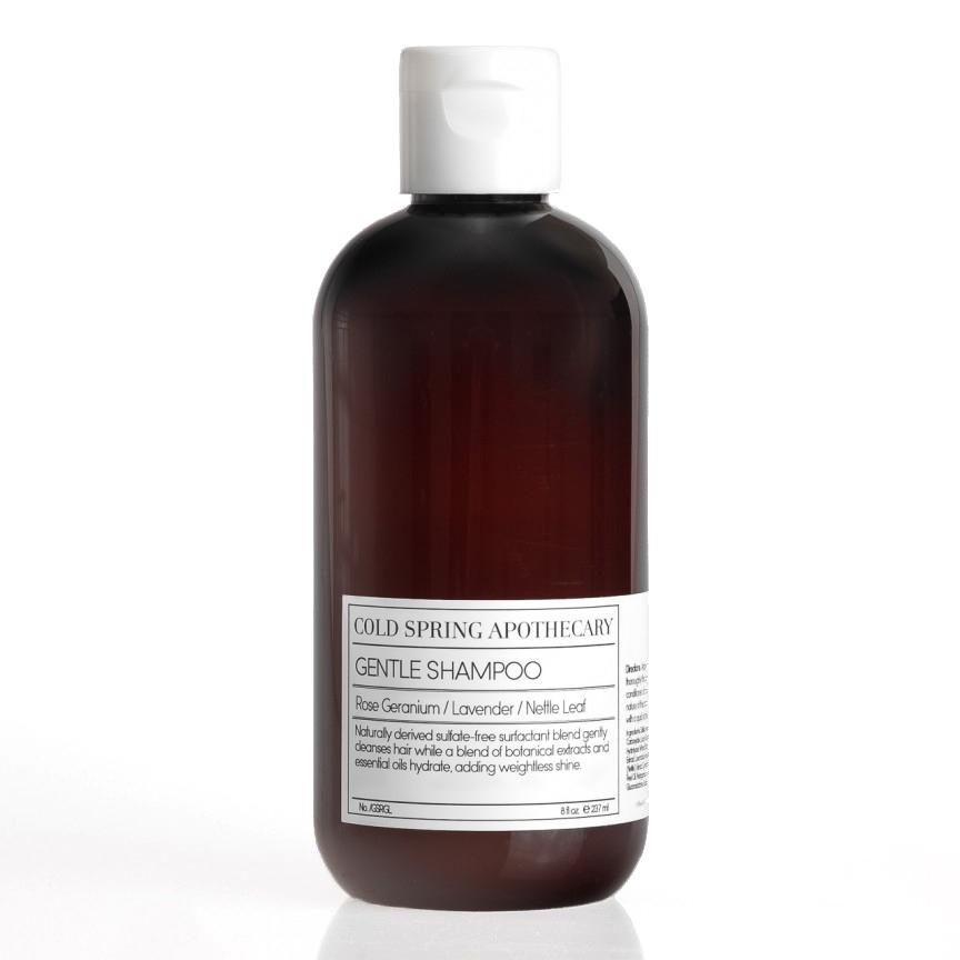 ジェントルシャンプー ローズゼラニウム&ラベンダー Rose Geranium&Lavender Shampoo