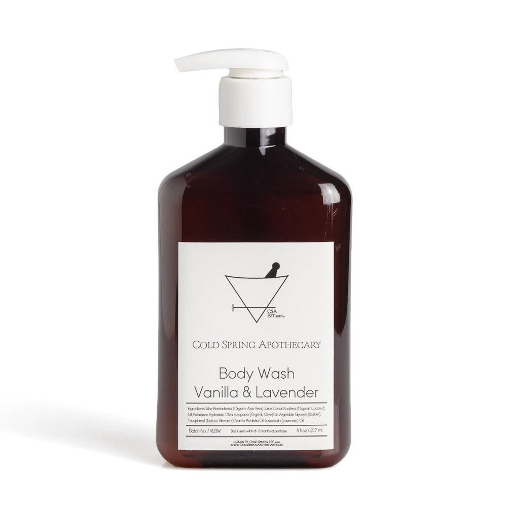 ボディウォッシュ ラベンダー&ゼラニウム Lavender Geranium Body wash