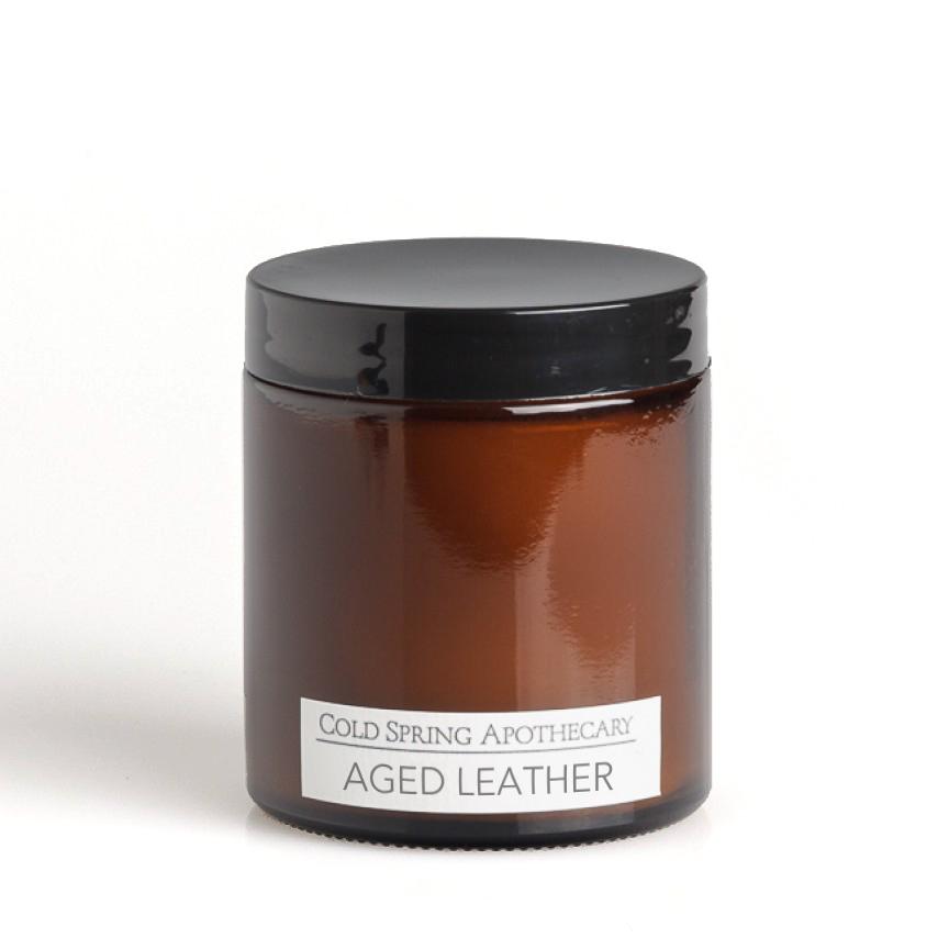 アロマトラベルキャンドル エイジドレザー LTD Travel Candle  Aged Leather
